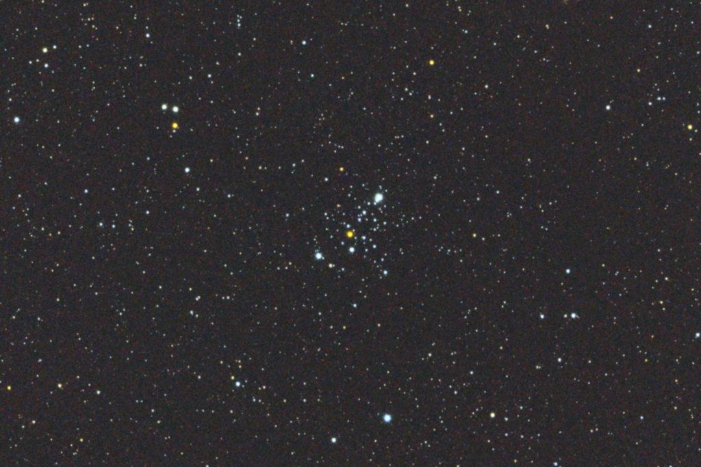口径15.2cm反射望遠鏡(LXD-55)/F5/PENTAX-KP/ISO25600/カメラダーク/ソフトビニングフラット補正/露出15秒×16枚加算平均コンポジットした2017年08月19日00時39分44秒に撮影したM103の天体写真です