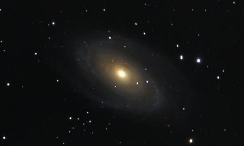 M81(葉巻銀河)