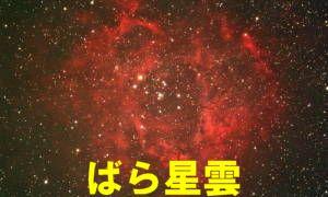 NGC2237(バラ星雲)