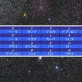 星のバイエル符号(ギリシャ文字)の読み方