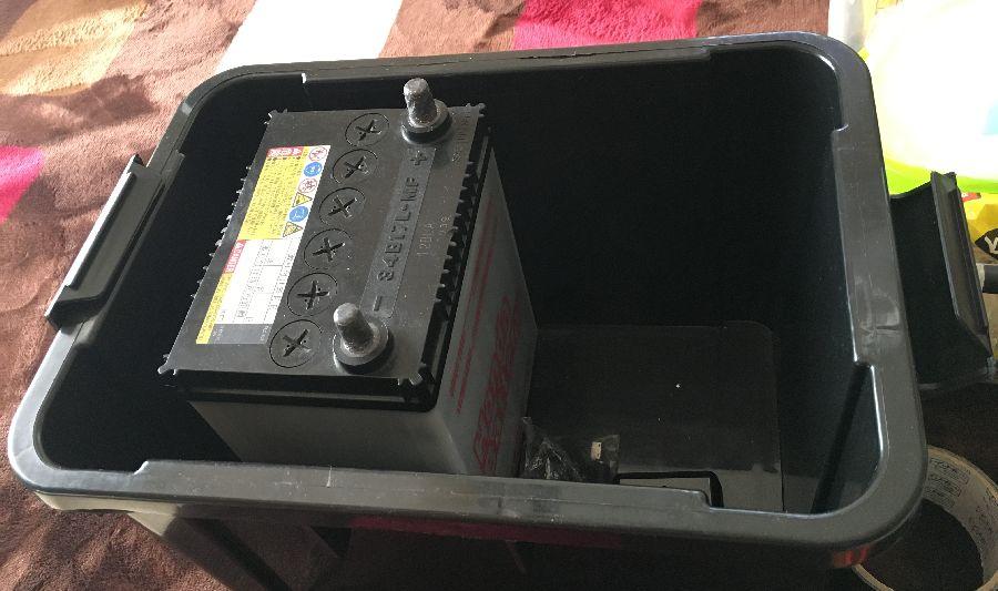 カーバッテリー「34B17L-MF」